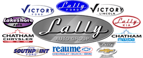 Lally Auto Group stores